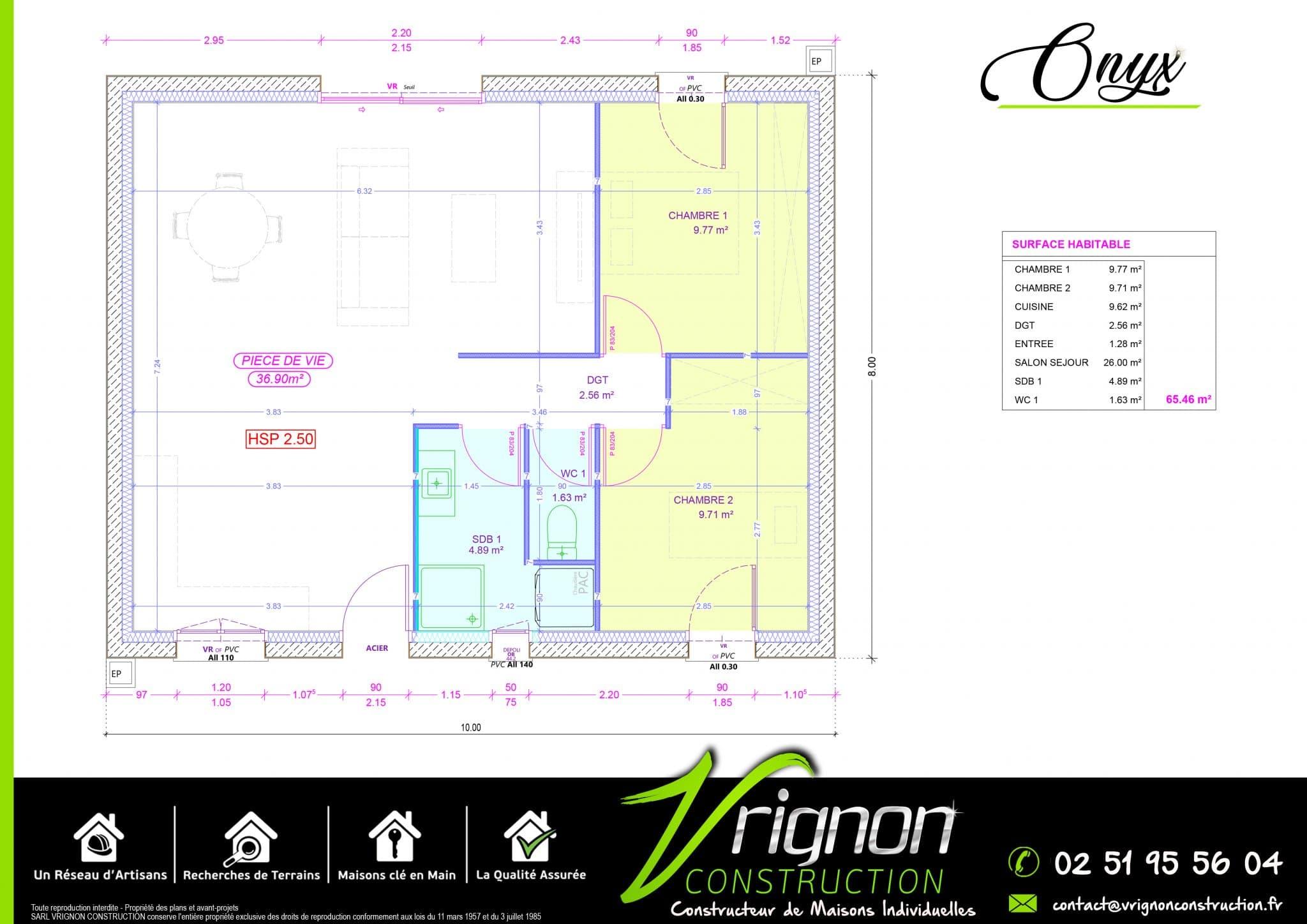 Plan La maison V1
