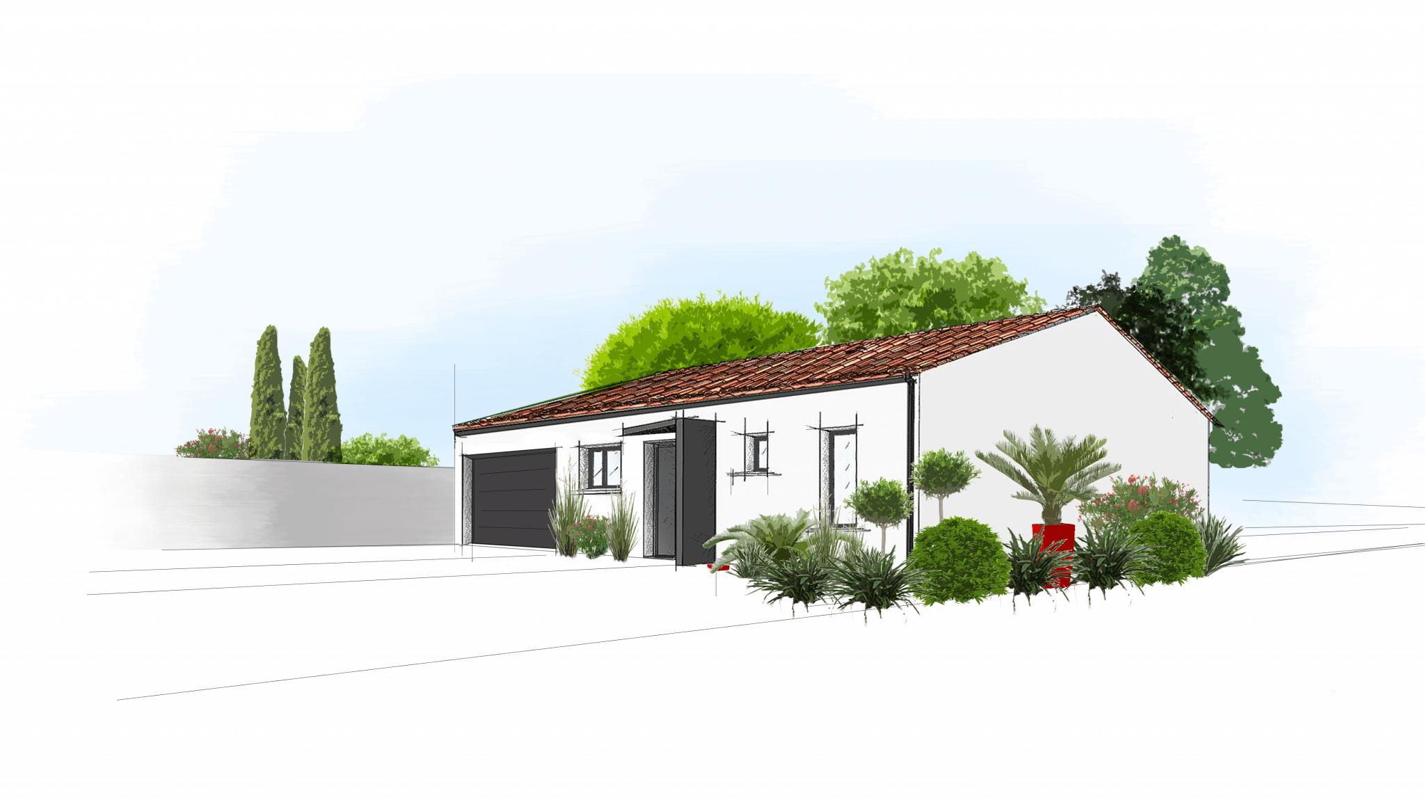 La maison PYRITE